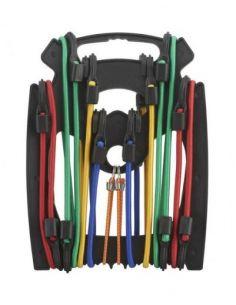 Set 10 cabluri elastice