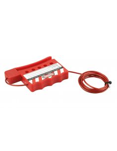 Cablu blocare ajustabil Ø 3 mm x 1