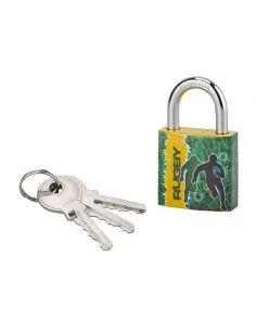 Lacăt cu cheie